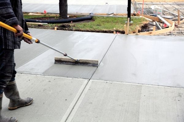 stamped concrete Seattle